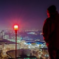 Ночной вид - Night view