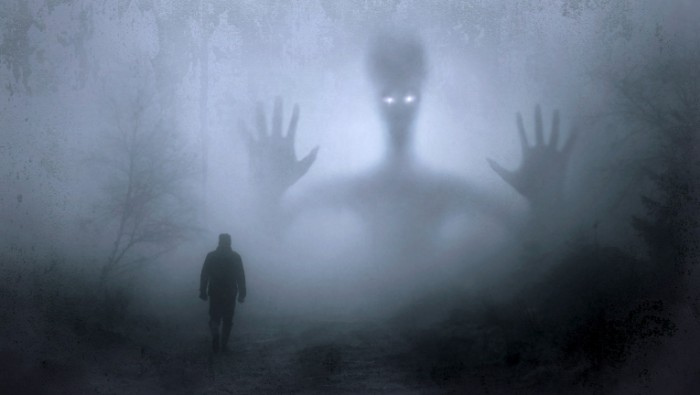 Fantaziya tuman silue`t Fantasy fog silhouette 700x395 Фантазия, туман, силуэт   Fantasy, fog, silhouette