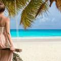 Пляж, океан, девушка - Beach, ocean, girl