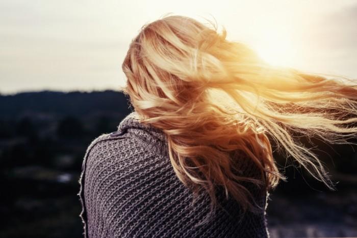 Солнце в волосах   Sun in the hair