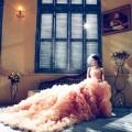 розовое платье - pink dress