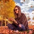Осень, девушка - Autumn, girl