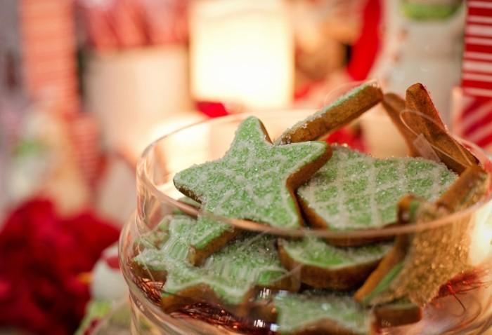 Rozhdestvenskoe pechene Christmas cookies 700x478 Рождественское печенье   Christmas cookies