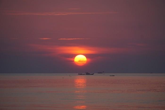 Zakat solntsa Sunset 700x466 Закат солнца   Sunset