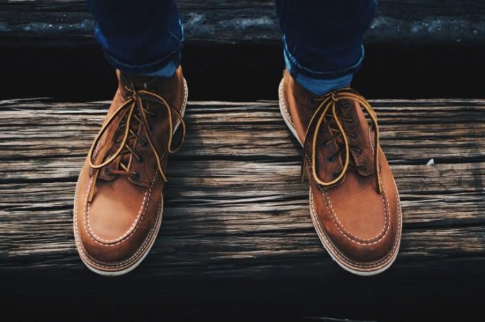 Kozhanyie botinki Leather boots 700x465 Кожаные ботинки   Leather boots