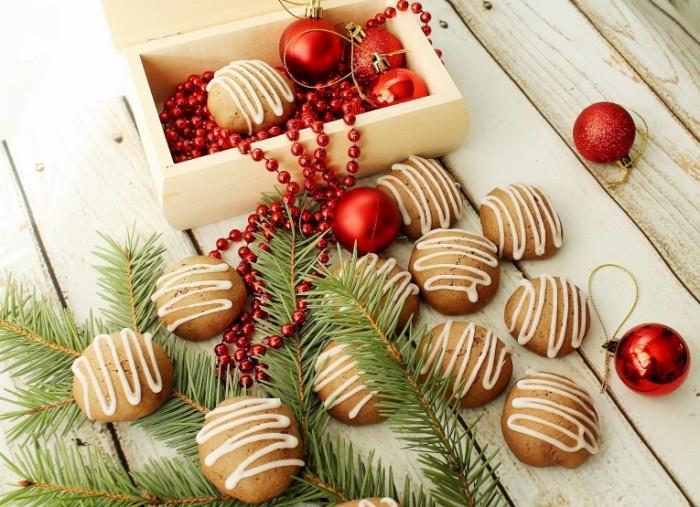 Pechene ukrasheniya rozhdestvo Cookies decorations christmas 700x507 Печенье, украшения, рождество   Cookies, decorations, christmas