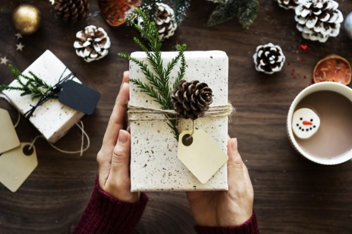Podarochnaya korobka Gift box 700x466 Подарочная коробка   Gift box
