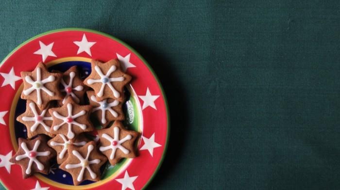 Rozhdestvenskoe pechene Christmas cookies 700x392 Рождественское печенье   Christmas cookies