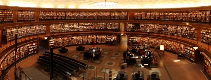 Библиотека   Library