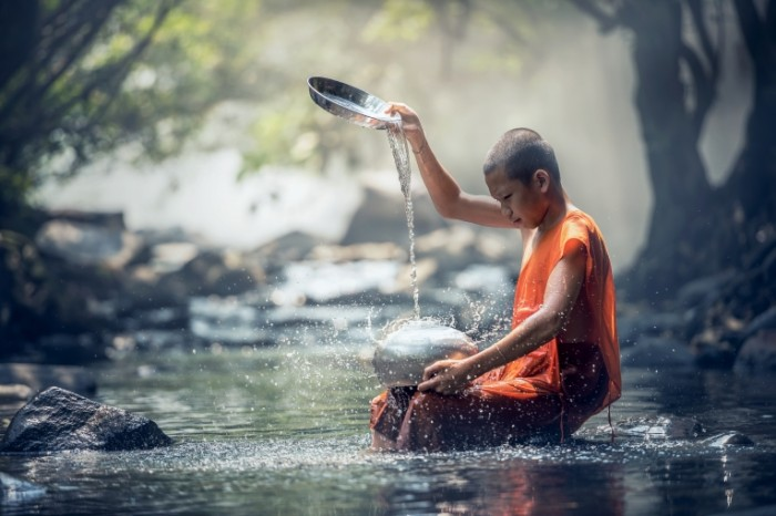 Буддист   Buddhist