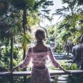 Девушка, отель в джунглях - Girl, hotel in the jungle