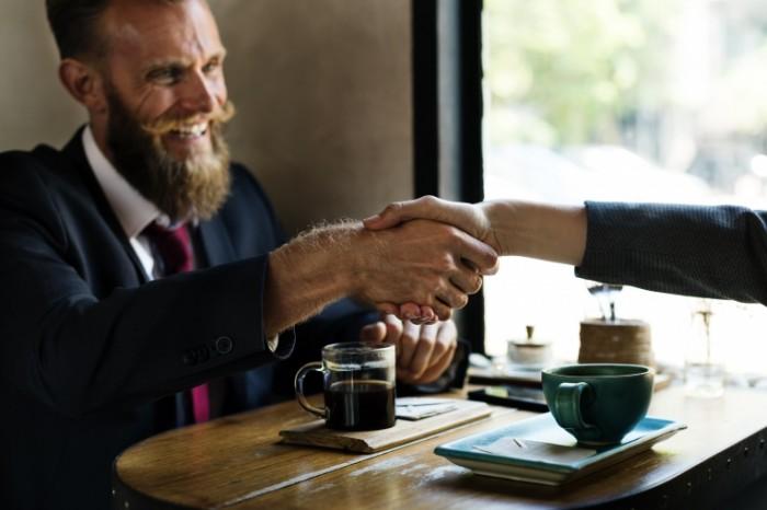 Рукопожатие   Handshake
