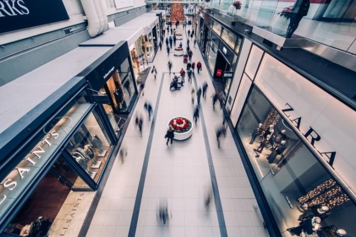 Торговый центр   shopping mall