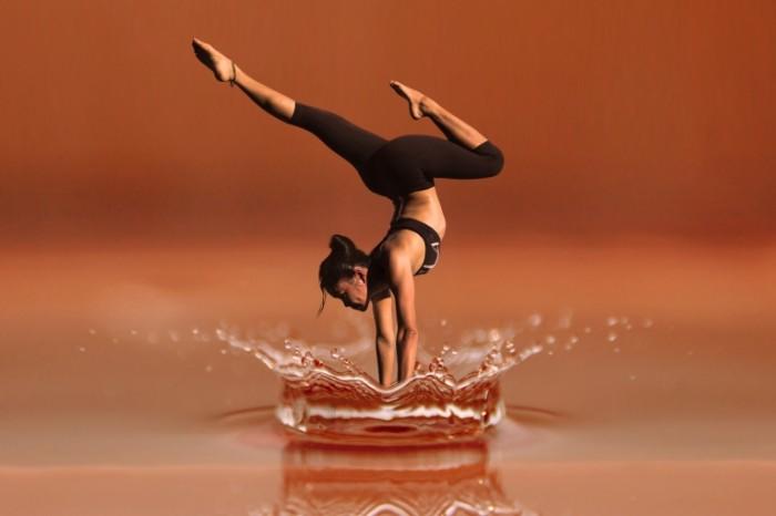 Devushka yoga Girl yoga 6000  4000 700x466 Девушка, йога   Girl, yoga