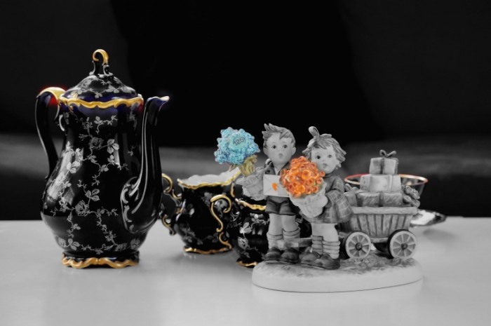 Farforovyiy chaynyiy serviz Porcelain tea set 5456  3632 700x465 Фарфоровый чайный сервиз   Porcelain tea set