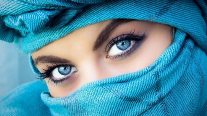 Golubyie glaza Blue eyes 5010x2818 700x393 Голубые глаза   Blue eyes