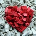 Сердце, щепки - Heart, chips