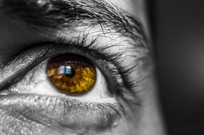 Glaz litso makro Eye face macro 5017x3344 700x465 Глаз, лицо, макро   Eye, face, macro