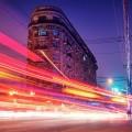 Городской трафик - Urban traffic