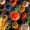 Краски, ремонт - Paints, repair