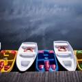 Лодки, пирс, парк - Boats, pier, park