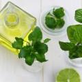 Мята, природная косметика - Mint, natural cosmetics