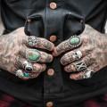 Руки, татуировки - Hands, tattoos