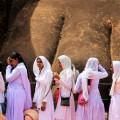 Туристы, индия, паранджа - Tourists, india, burqa