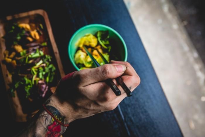 Aziatskaya kuhnya ostraya eda Asian food spicy food 5760  3840 700x466 Азиатская кухня, острая еда   Asian food, spicy food