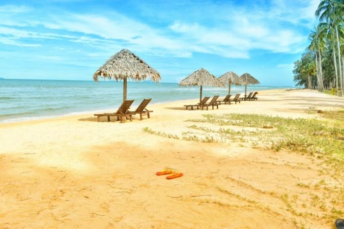 Dikiy plyazh tropiki Wild beach tropics 6000  4000 700x466 Дикий пляж, тропики   Wild beach, tropics