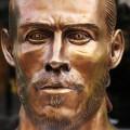 Гарет Бэил, скульптура, бронза - Gareth Baile, sculpture, bronze