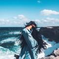Обрыв, океан, фотограф - Cliff, ocean, photographer