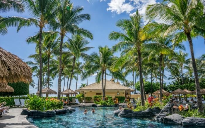 Otel Gavayi Hotel Hawaii 7360  4611 700x438 Отель, Гавайи, курорт   Hotel, Hawaii