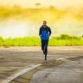 Пробежка на рассвете - Running at dawn
