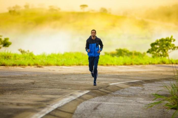 Probezhka na rassvete Running at dawn 8192  5461 700x465 Пробежка на рассвете   Running at dawn