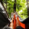Туризм, гамак, отдых - Tourism, hammock, rest