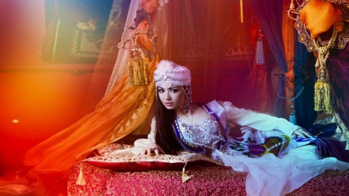 Восточная принцесса   Eastern Princess