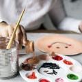 Живопись, гуашь - Painting, gouache