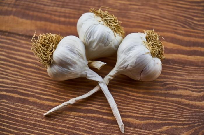CHesnok makro Garlic macro 7490  4996 700x466 Чеснок, макро   Garlic, macro