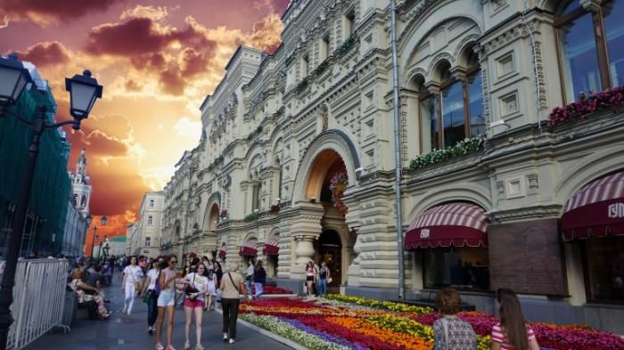 Gum moskva ulitsyi tsentr Gum Moscow streets center 6000  3376 700x393 Гум, москва, улицы, центр   Gum, Moscow, streets, center
