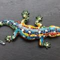 Мозаика, геккон, саламандра - Mosaic, gecko, salamander