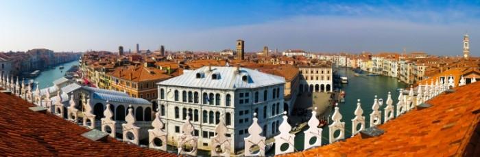 Venetsiya kryishi peyzazh Venice roofs landscape 11226  3703 700x230 Венеция, крыши, пейзаж   Venice, roofs, landscape