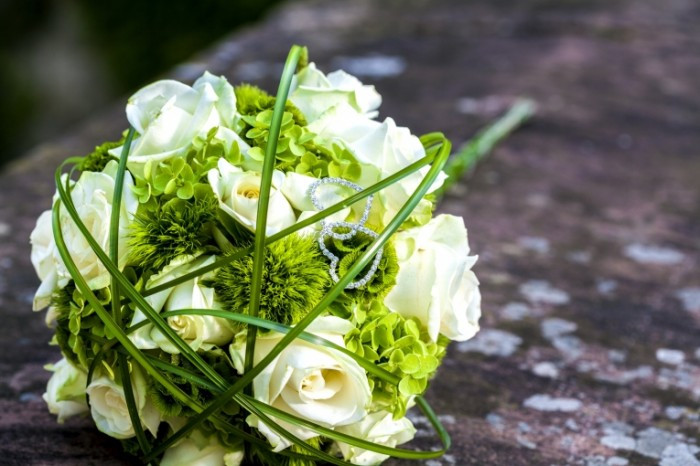 Buket nevestyi tsvetyi zelenyiy buket Bridal bouquet flowers green bouquet 5616  3744 700x466 Букет невесты, цветы, зеленый букет   Bridal bouquet, flowers, green bouquet