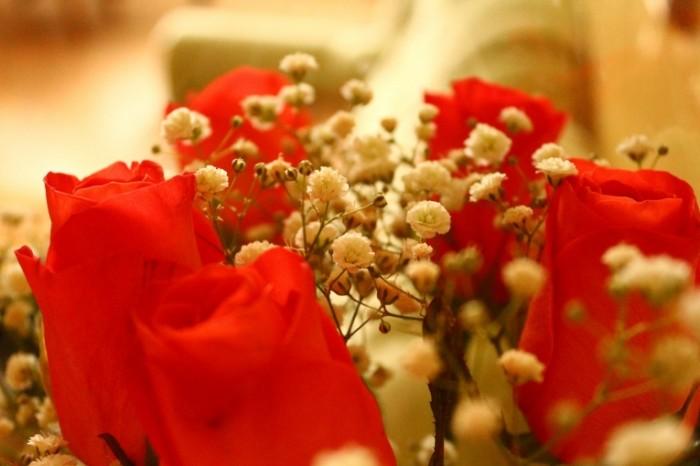 Buket rozyi makro tsvetochnaya kompozitsiya Bouquet roses macro flower arrangement 5184  3456 700x466 Букет, розы, макро, цветочная композиция   Bouquet, roses, macro, flower arrangement
