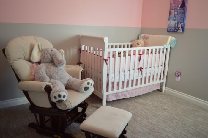 Detskaya komnata detskaya krovatka Childrens room cot 6016  4000 700x464 Детская комната, детская кроватка   Childrens room, cot