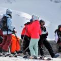 Горнолыжный курорт, туризм, альпы - Ski resort, tourism, alps