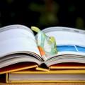 Книга, очки, макро, переплет - Book, glasses, macro, binding