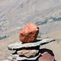 Пирамида из камней, горы, гармония - Pyramid of stones, mountains, harmony