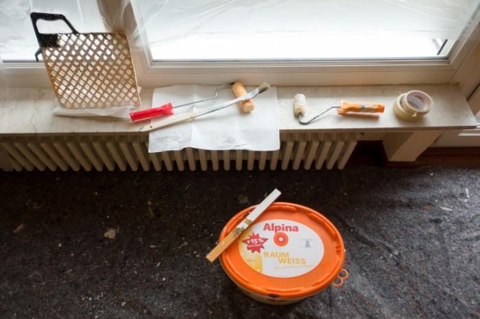 Remont kraska malyarnyie rabotyi Repair paint painting works 5472  3648 700x466 Ремонт, краска, малярные работы   Repair, paint, painting works