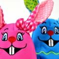 Шапка, кролик, необычный головной убор - Hat, rabbit, unusual headdress